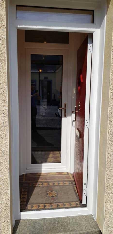 Composite Door In Ayrshire